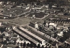 Chợ Bến Thành vào năm 1920