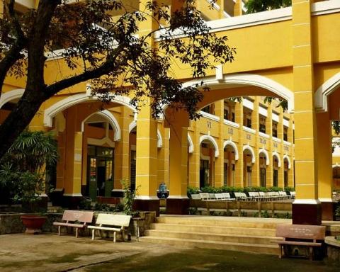 Trường Trung Vương