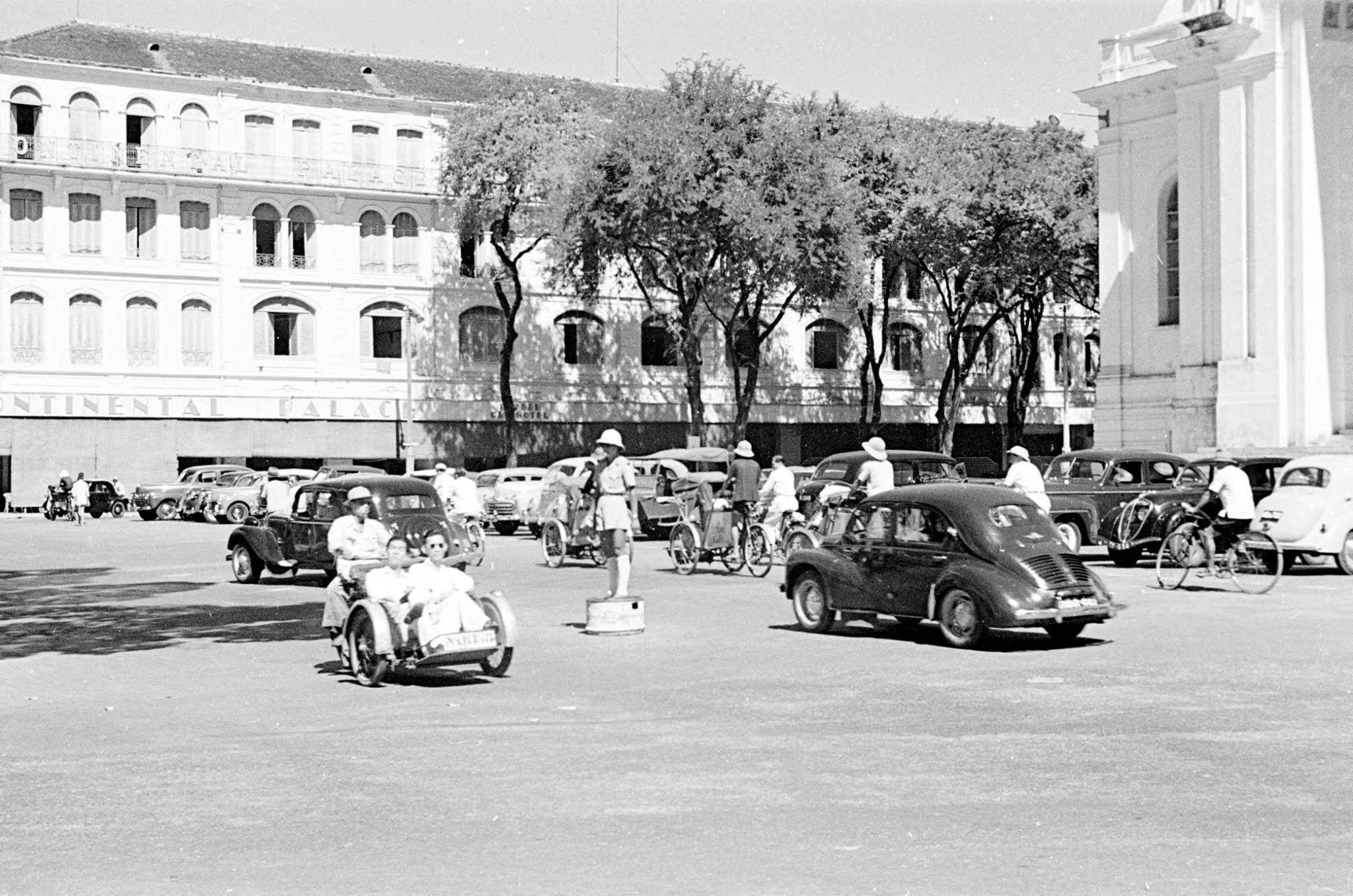 Continental Palace 1950