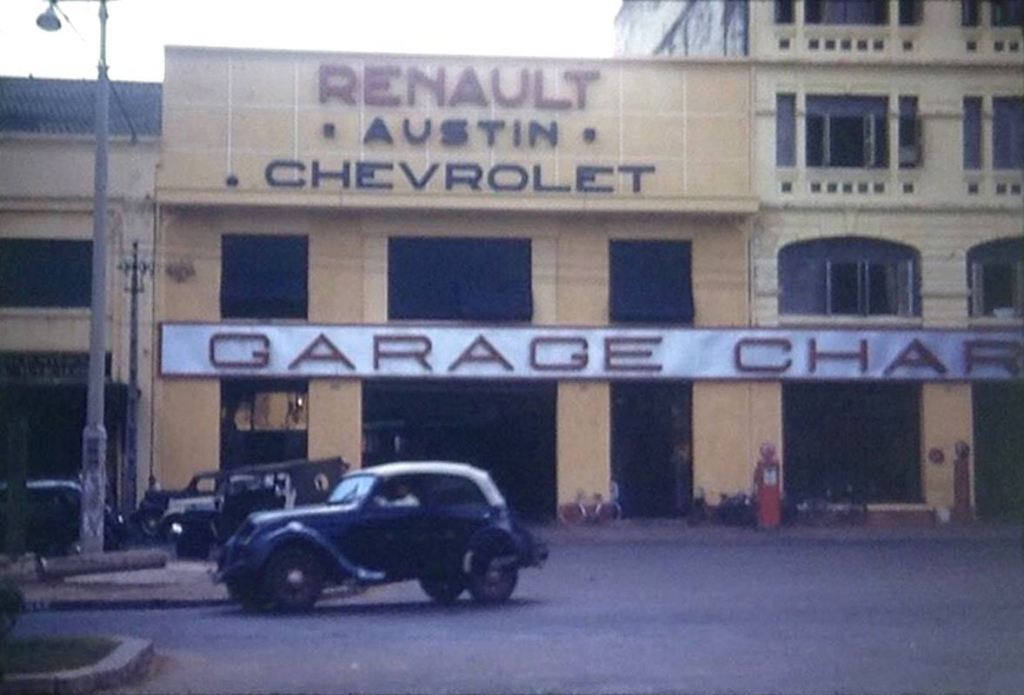 Garage Charner Saigon