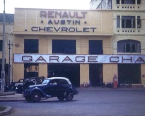 Garage Charner Saigon