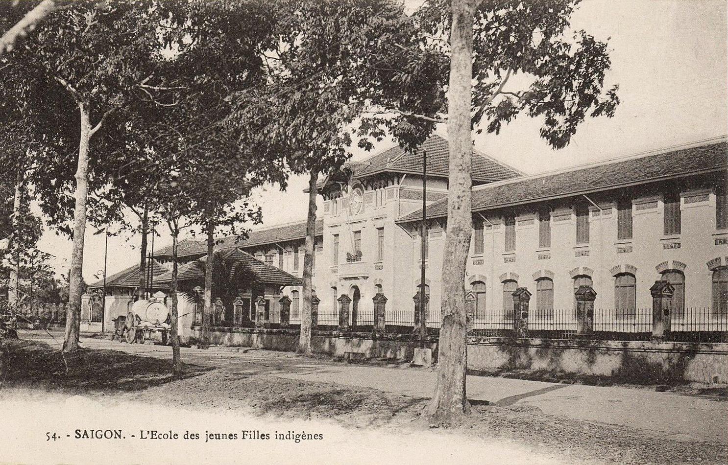 Trường nữ trung học Gia Long