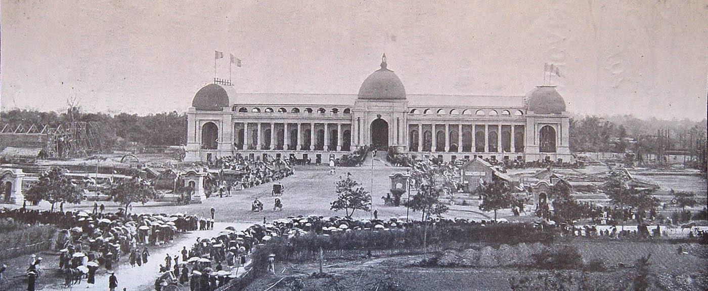 Nhà Đấu Xảo Hà Nội 1902