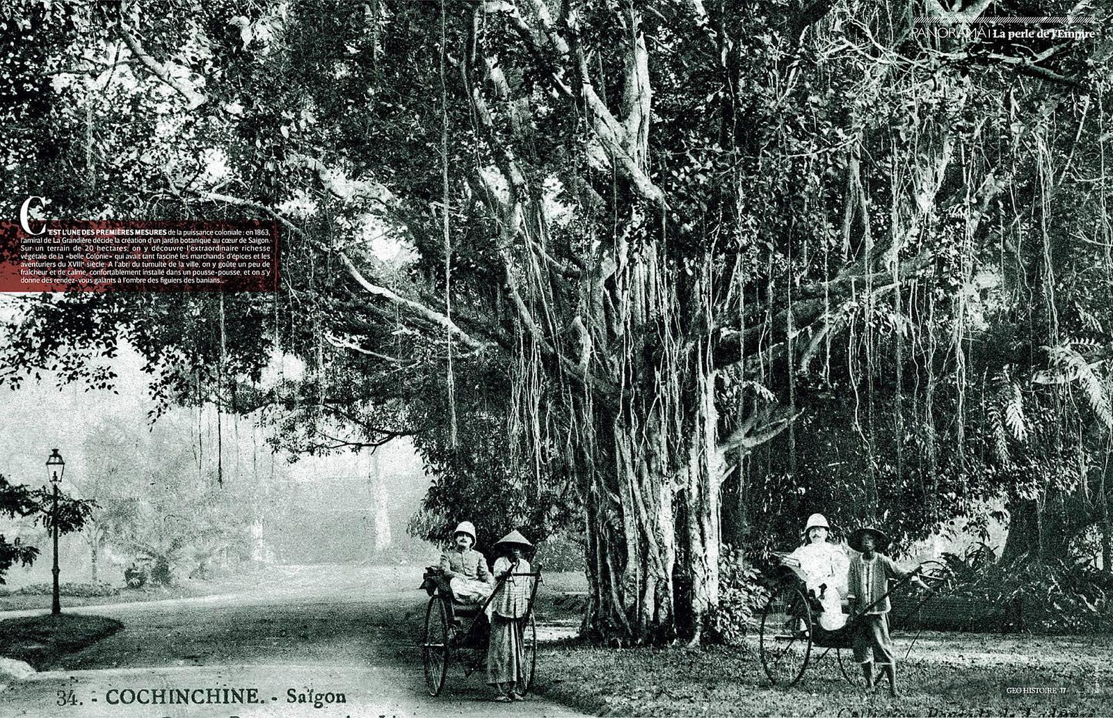 Vườn Bách Thảo Saigon