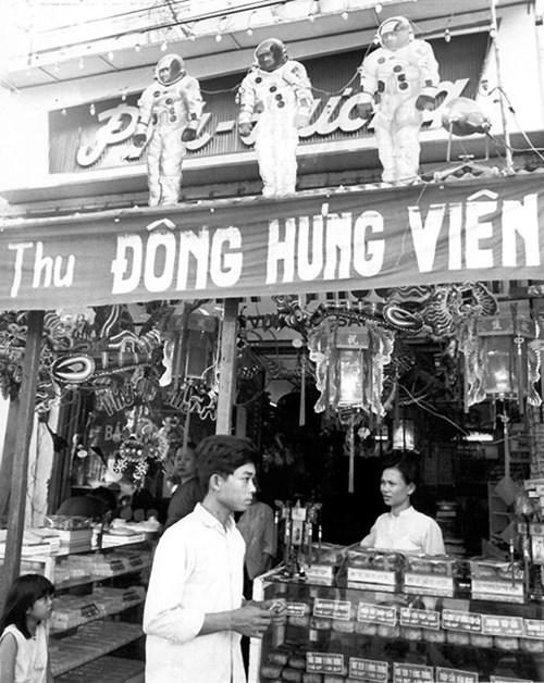 Bánh trung thu Đông Hưng Viên ở Saigon trước 1975