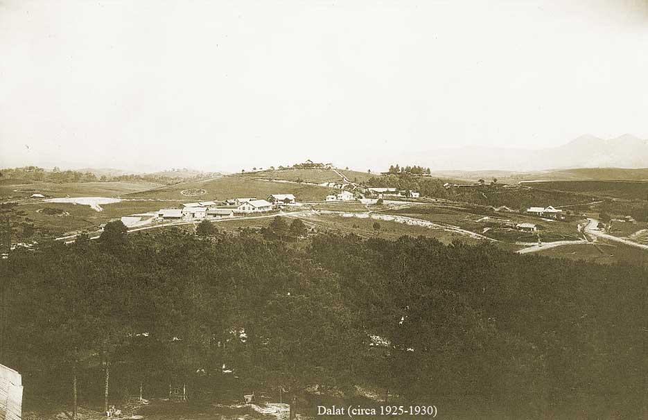 Đà Lạt - 1925-1930