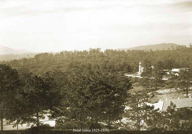 Đà Lạt - Environ 1925-1930