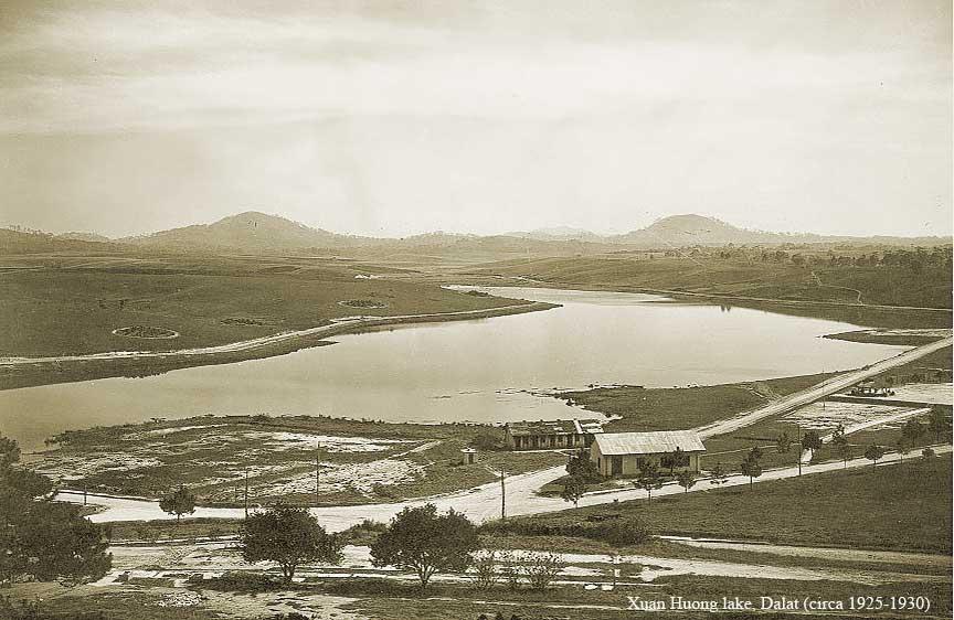 Đà Lạt - Hồ Xuân Hương