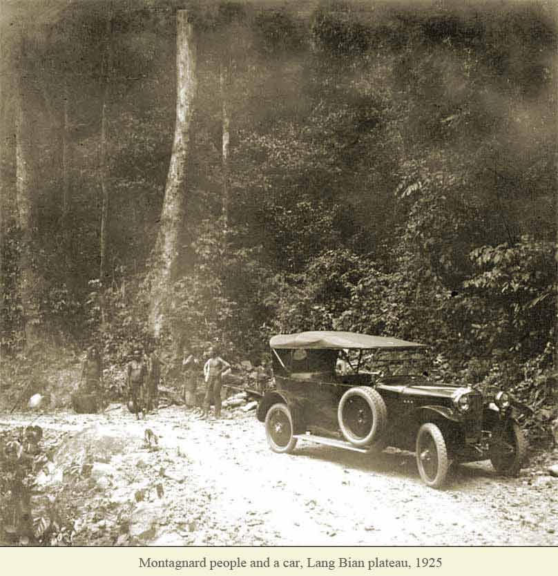 Đà Lạt - Lang Bian Plateau 1925