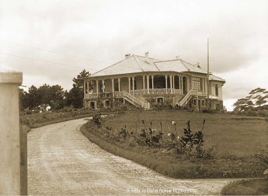 Đà Lạt - Villa 1925-1930
