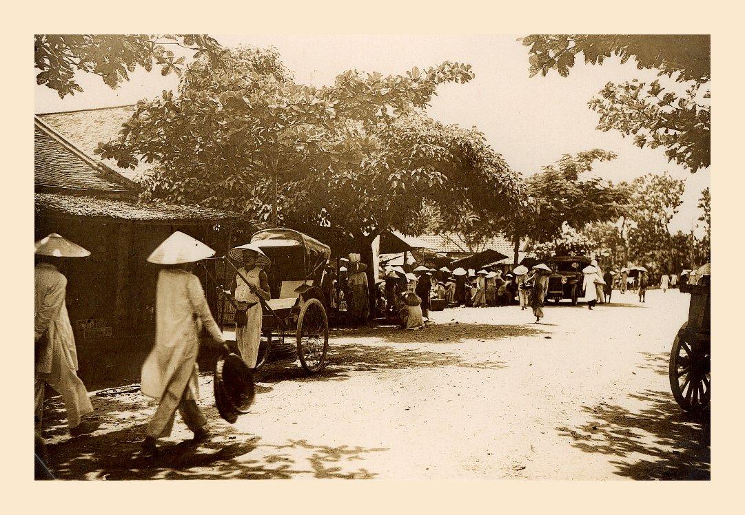 Đường phố Đà Lạt - 1925