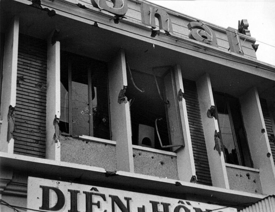 Đường phố Sài Gòn sau đảo chánh 1-11-1963
