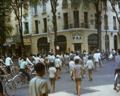 Đảo chánh ở Sài Gòn 1-11-1963