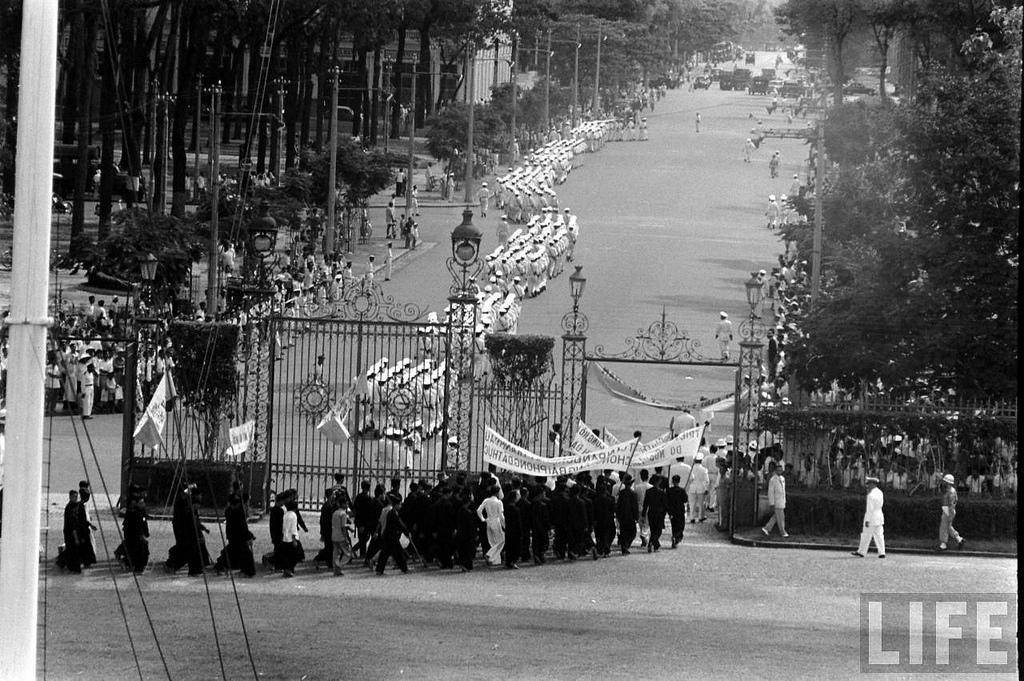 Dinh Độc Lập 1955