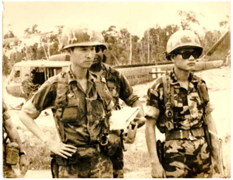 Trung Tá Nguyễn Đình Bảo