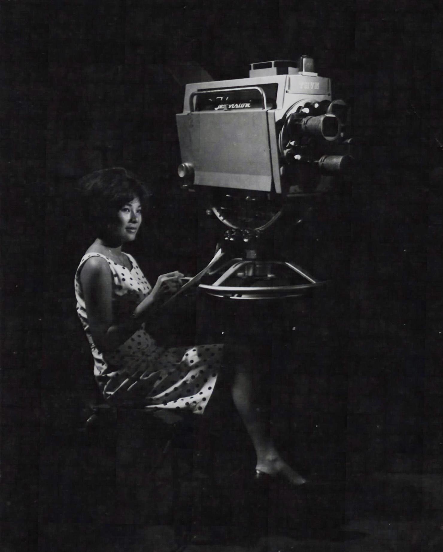 Đài truyền hình Sài Gòn trước 1975 - Hoàng Thị Lệ Hợp,