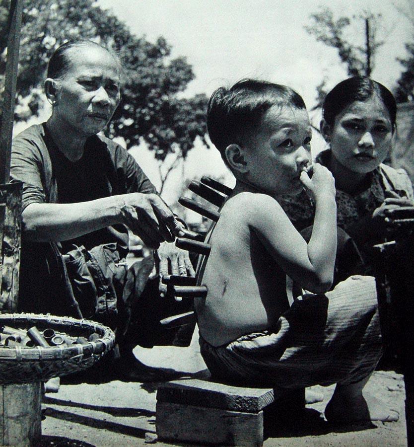 Người hút gió ở Sài Gòn (1955)