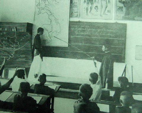 Nền giáo dục ở Tonkin