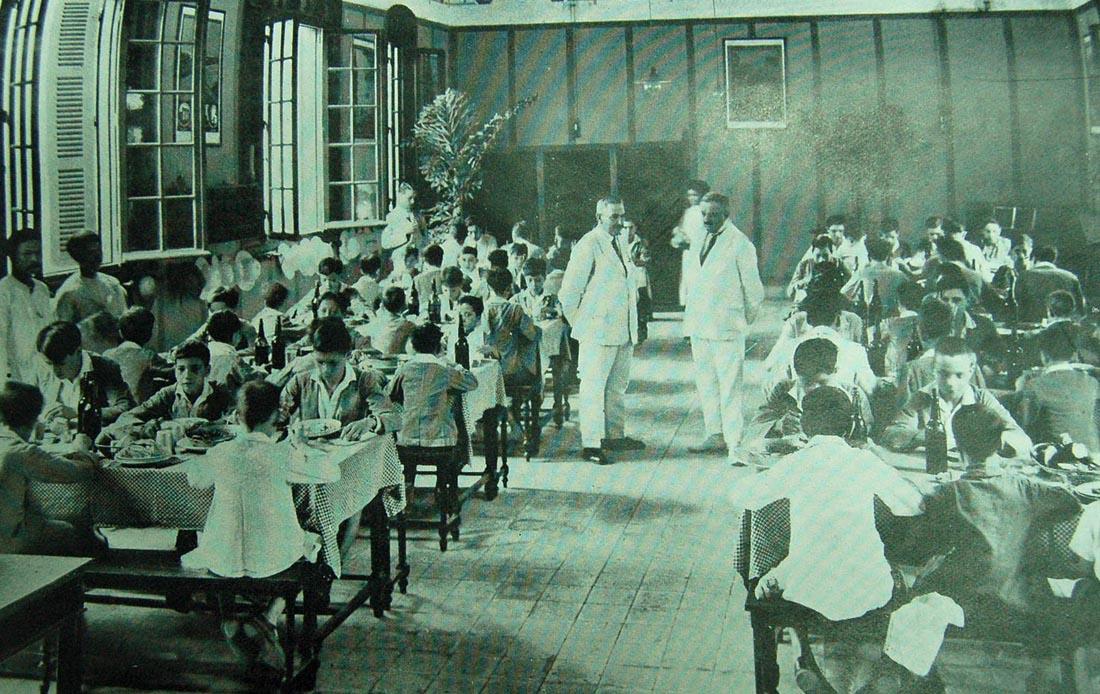 Nền giáo dục ở Tonkin - Trường Cao đẳng Tiểu học Hà Nội