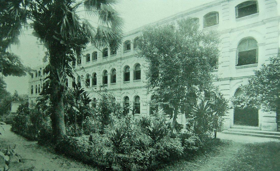Nền giáo dục ở Tonkin - Trường Pugnier Hà Nội