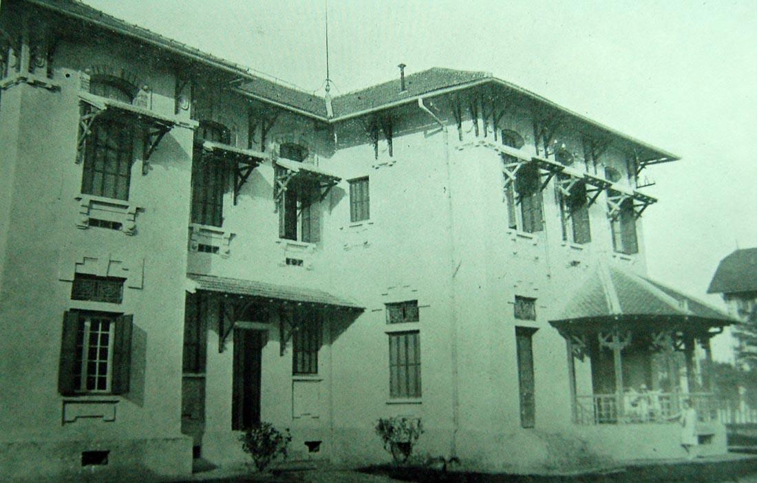 Nền giáo dục ở Tonkin - Trường Tiểu học Nữ sinh Hà Nội - Bệnh Viện