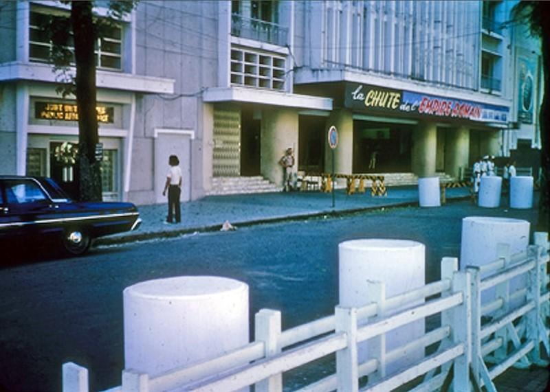 Rạp Rex 1966