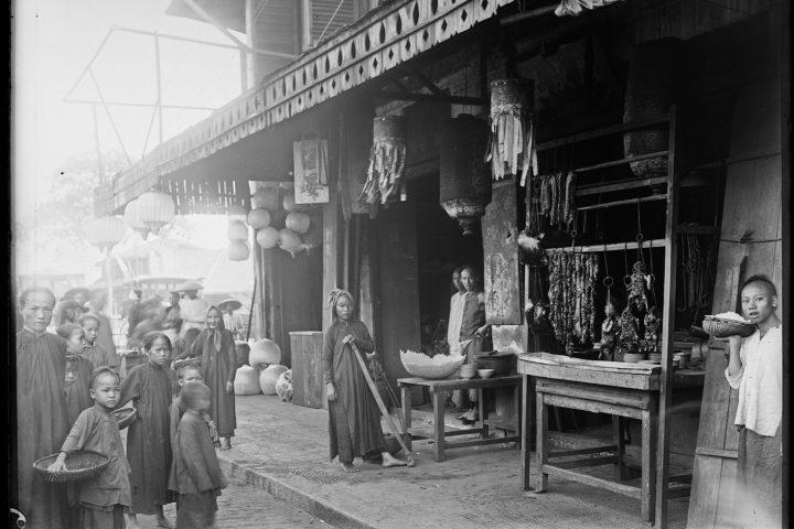 Chợ Lớn ở Sài Gòn