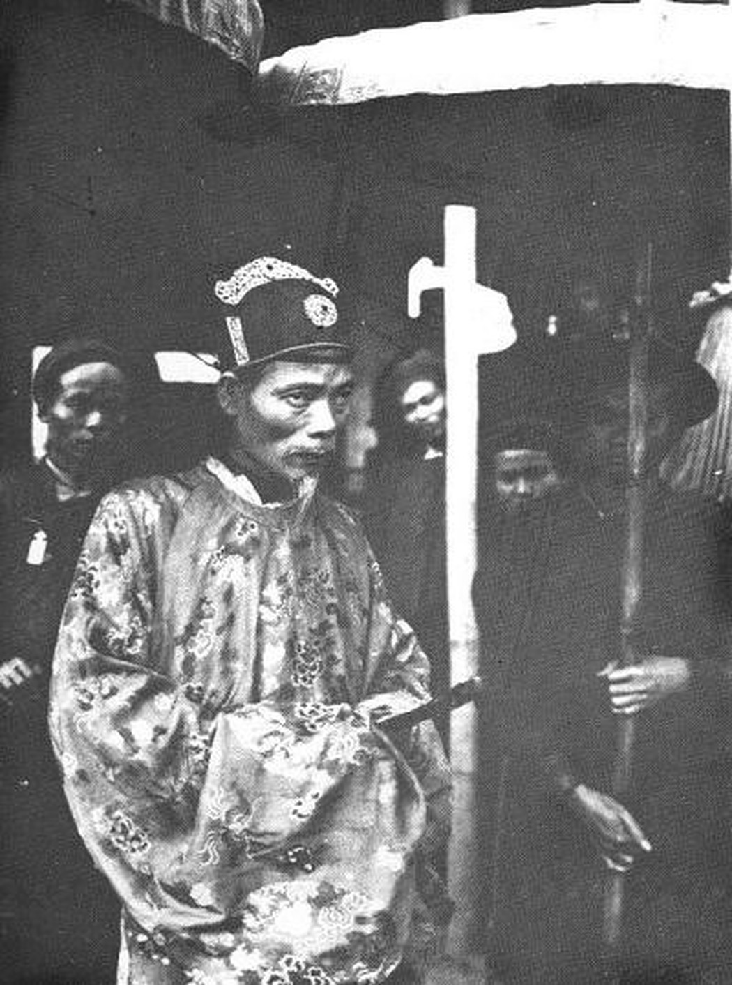 Một vị quan chủ khảo tại trường thi Nam Định 1897