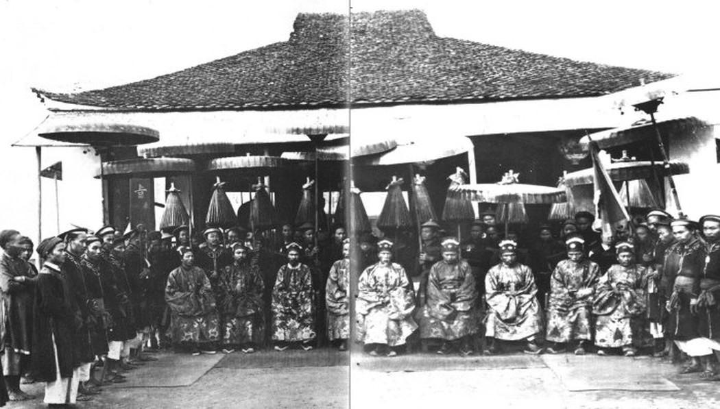 Các vị quan chủ khảo tại trường thi Nam Định năm 1897