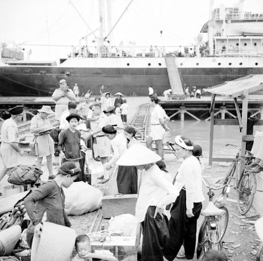 Cuộc tản cư của người miền Bắc năm 1945