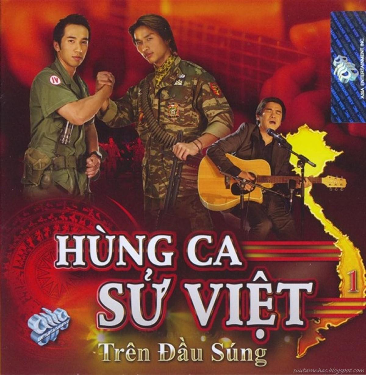 Hùng Ca Sử Việt - Thề Không Phản Bội Quên Hương