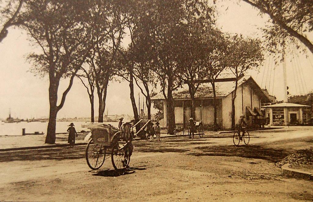 Sài Gòn - Cột đèn Tín Hiệu