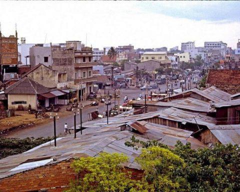 Cuộc sống người nghèo ở Sài Gòn năm 1965