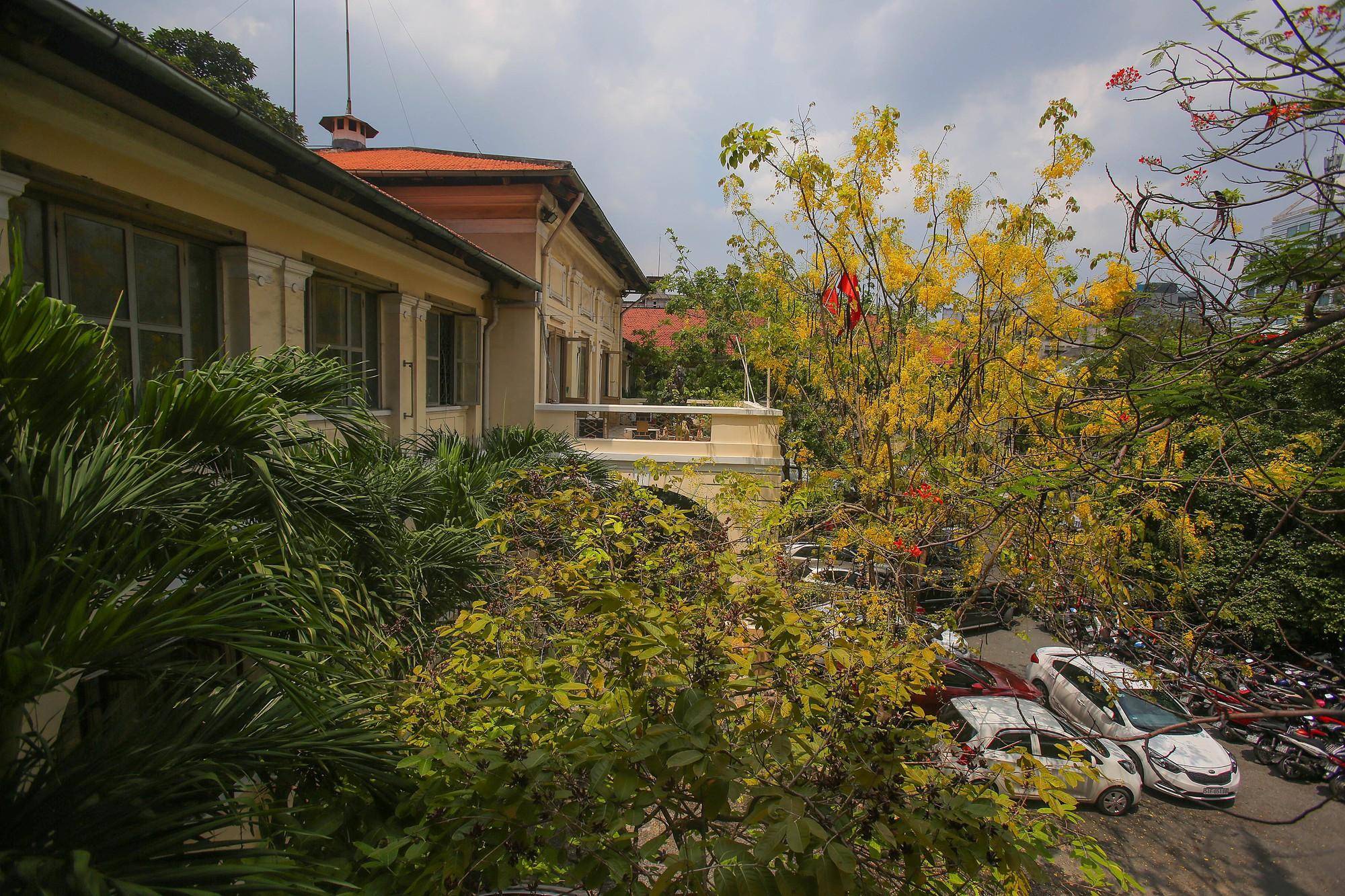 Dinh Thượng Thơ - Bureaux du secrétariat du gouvernement cochinchine