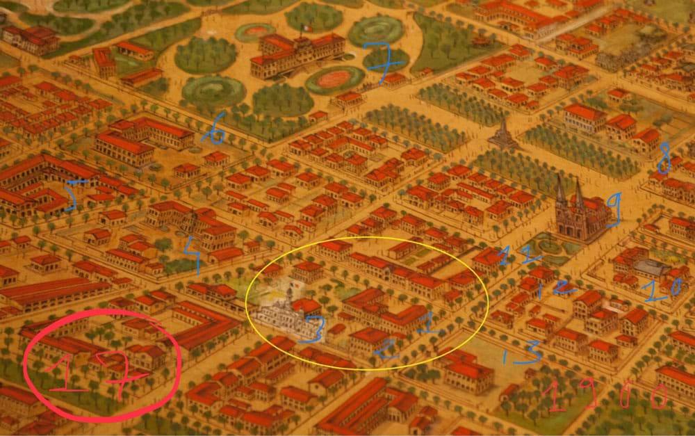 Khu trung tâm hành chính Sài Gòn và Nam Kỳ