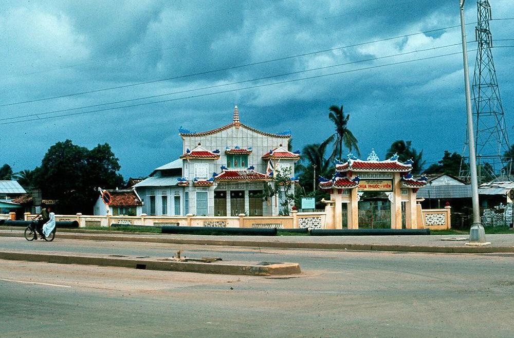 Ngã Tư Hàng Sanh - Sài Gòn