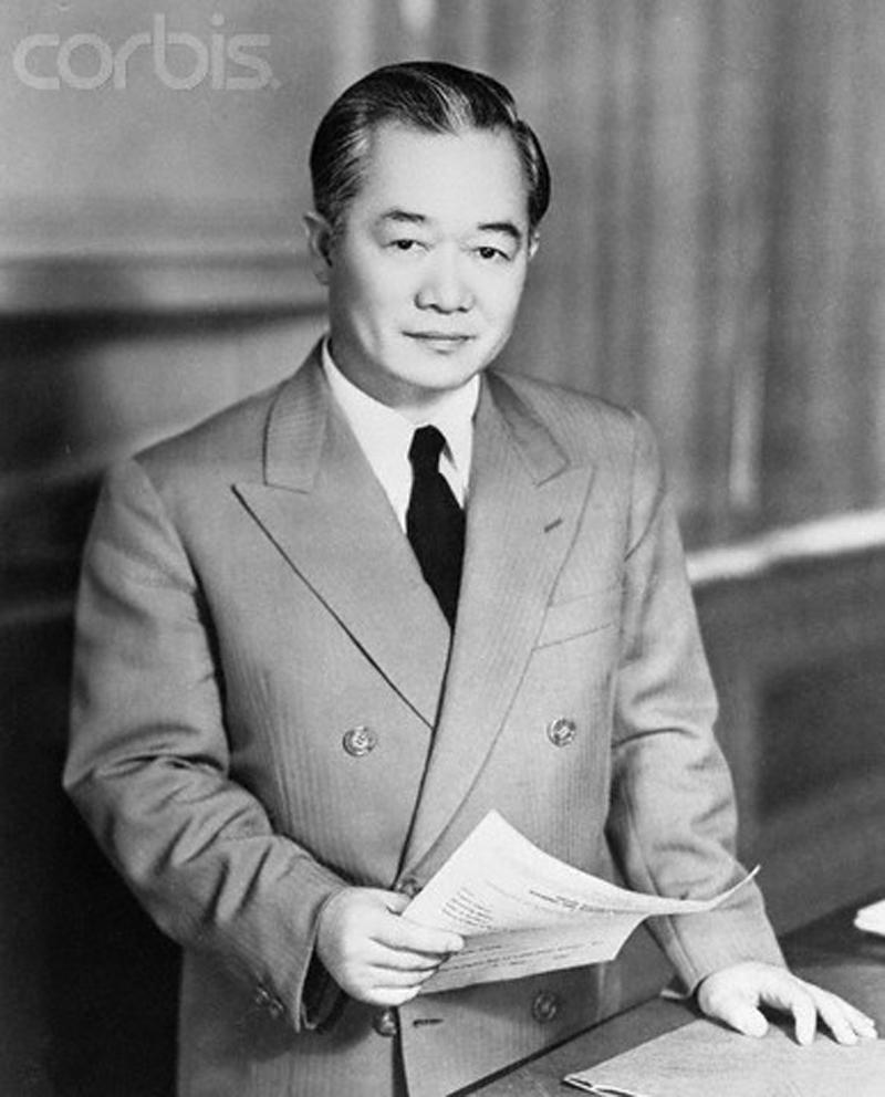 Hình ảnh về Ông Bà Trần Văn Chương, song thân Bà Trần Lệ Xuân