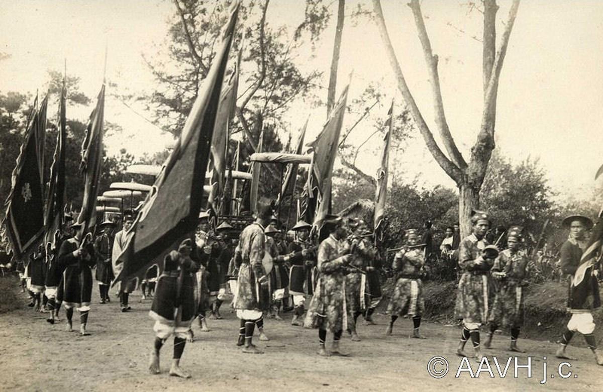 Lễ tế Nam Giao của vua Khải Định