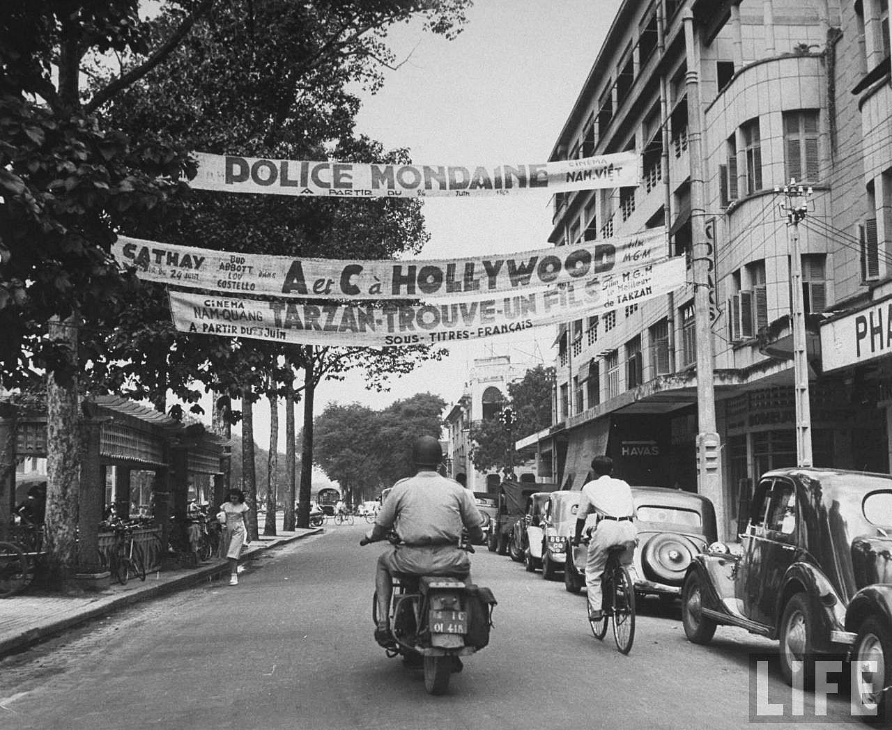 20 Ảnh hiếm Sài Gòn - Jack Birns 1948