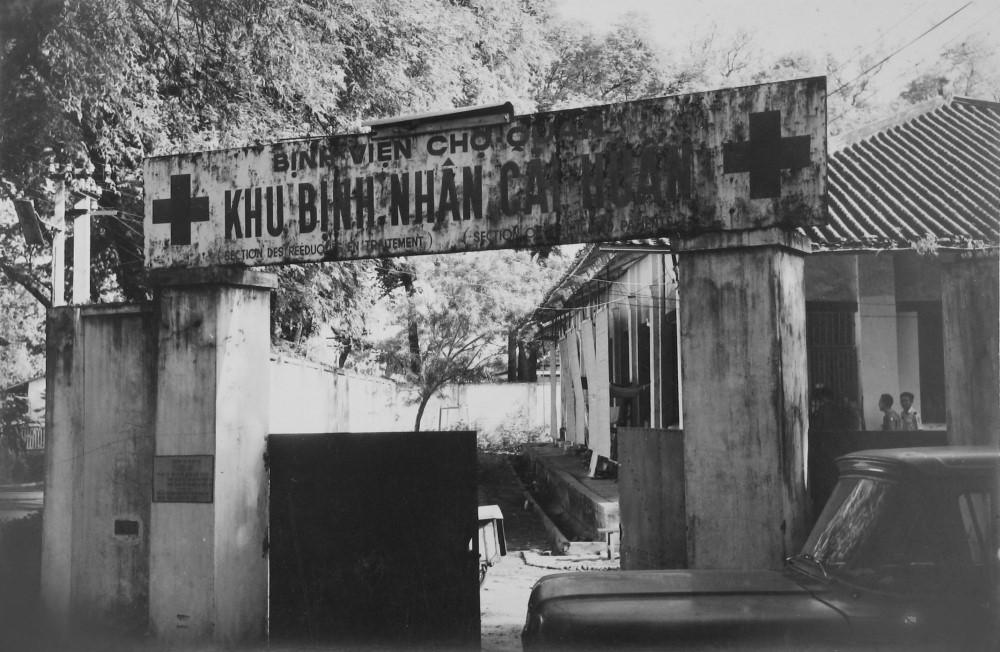 8 công trình đầu tiên của Sài Gòn xưa - Bệnh Viện Chợ Quán