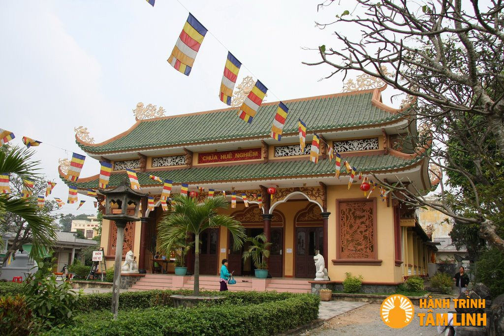 8 công trình đầu tiên của Sài Gòn xưa - Chùa Huê Nghiêm Thủ Đức