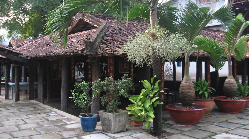 8 công trình đầu tiên của Sài Gòn xưa - Đình Thông Tây Hội