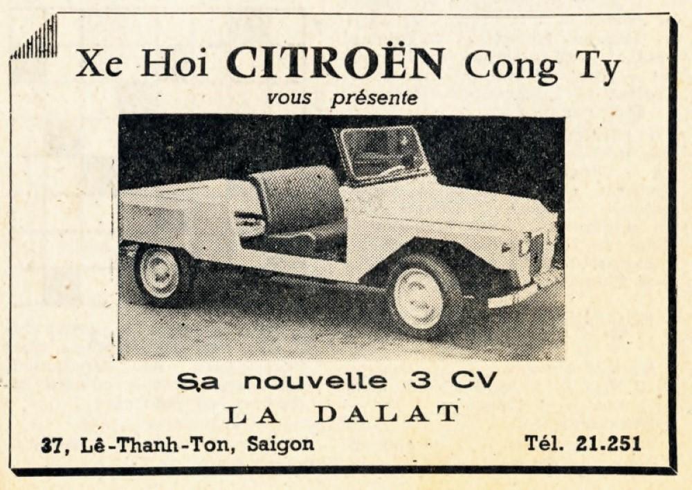 Citroën La Dalat