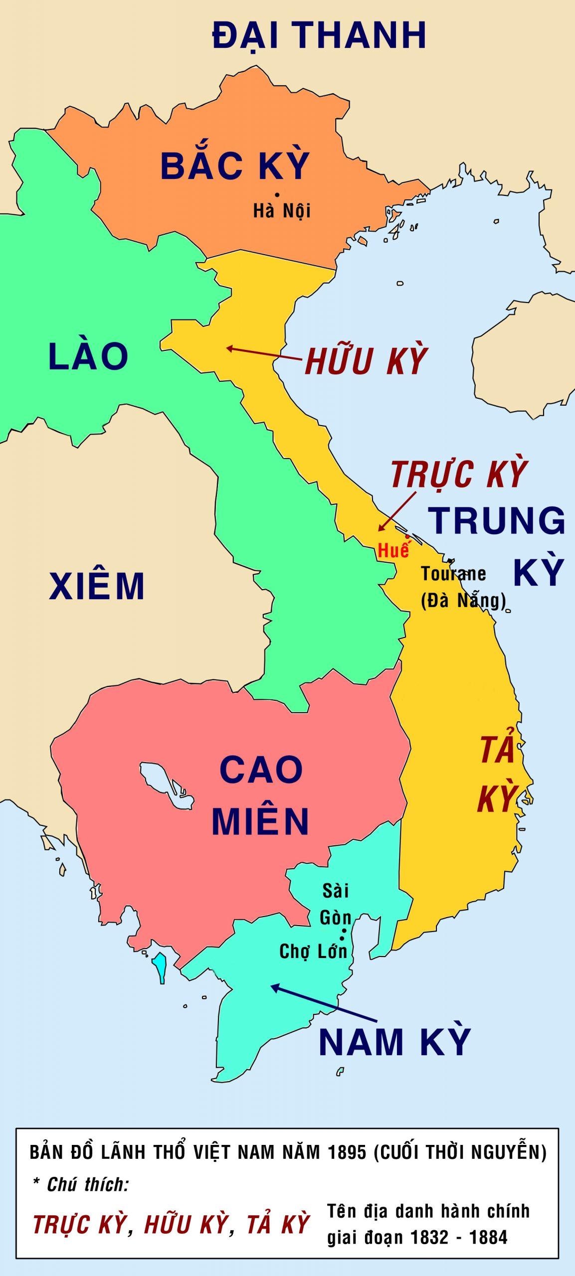 TRONG Nam - NGOÀI Bắc
