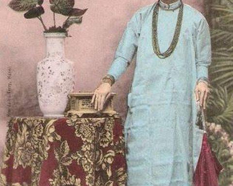 Hoa hậu đầu tiên Nam Kỳ - Cô Ba Thiệu