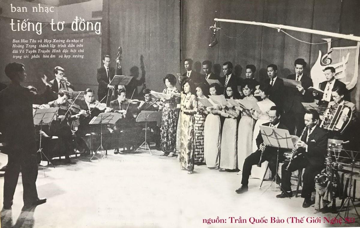 Ban nhạc Tiếng Tơ Đồng